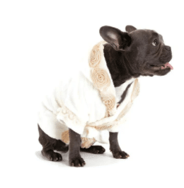 Dogs Bathrobe
