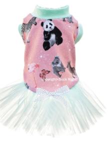 Panda Dog Dress