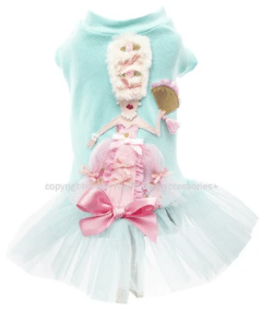 Marie Antoinette Dog Dress