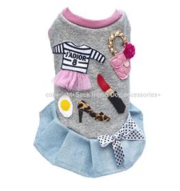 Fashion Dog Dress